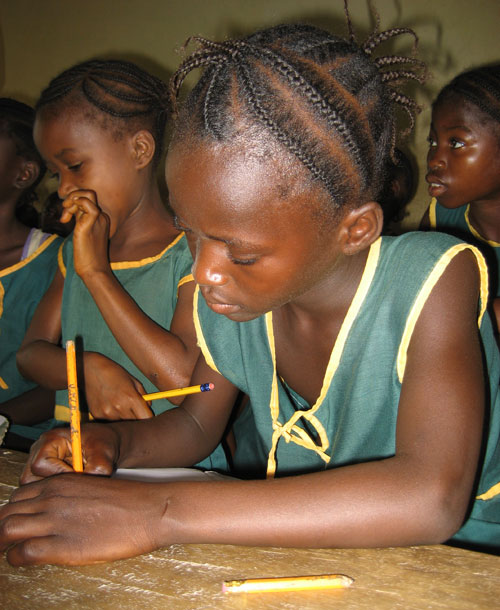 Textbooks For Sierra Leone And Liberia Schools